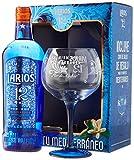 Larios 12 Ginebra Mediterránea + Regalo Copa, 40% 700 ml