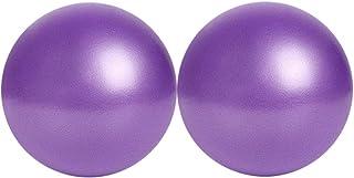 Goonidy Pilates Ball/Barre Ball/Small Exercise Ball/Mini Yoga Ball - 9 Inch Bender Ball for Stability, Barre, Pilates, Yog...