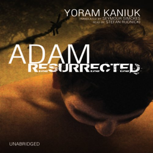 Adam Resurrected audiobook cover art