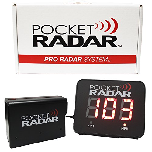 Pocket Radar / Pro Radar System with Smart Display