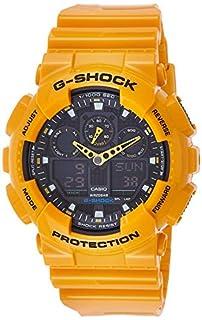 Casio G-SHOCK Reloj Analógico-Digital, 20 BAR, Blanco, para Hombre, GA-100A-7AER (B0039YOHUI) | Amazon price tracker / tracking, Amazon price history charts, Amazon price watches, Amazon price drop alerts