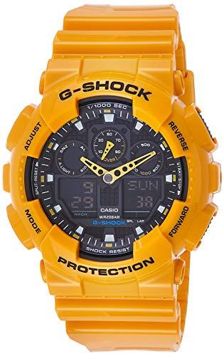 Orologio da Uomo Casio G-Shock GA-100A-9AER