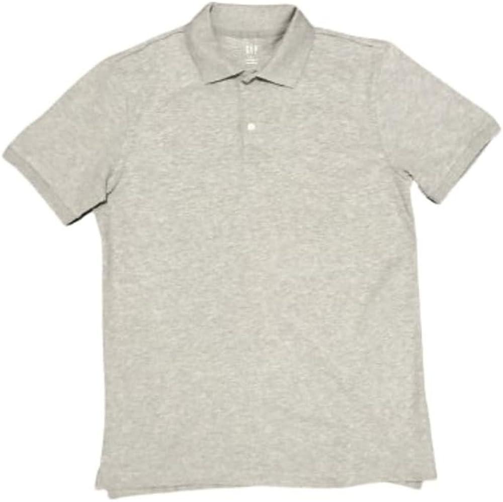 Gap Men's Stretch Pique Polo Shirt