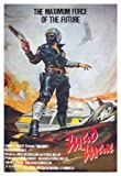 Mad Max Film Poster Mel Gibson