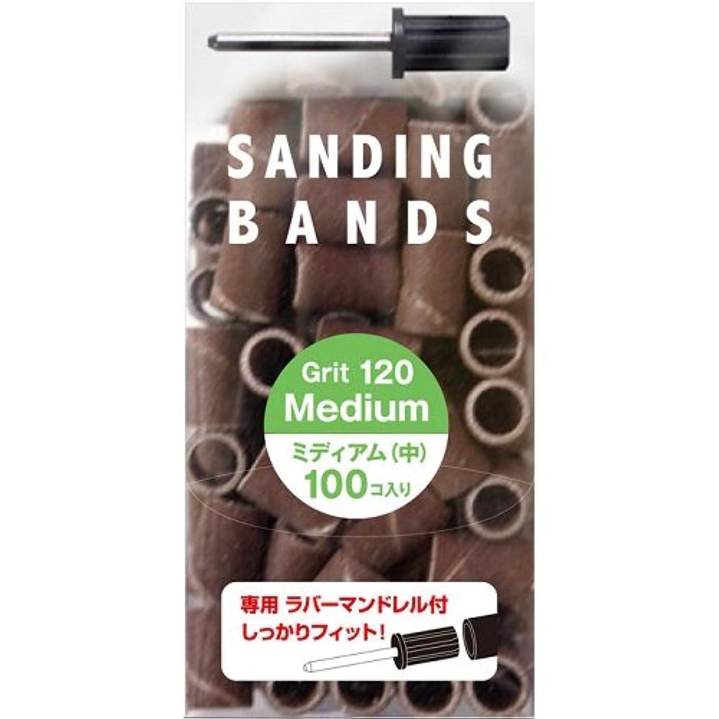 勇敢なレビューくびれたサンディングバンド(SB-120)