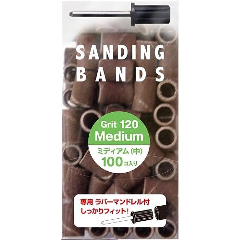 ハーブする産地サンディングバンド(SB-120)