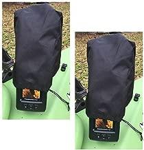 2-Pack Fishfinder, Depth Finder Poly Sun Cover for 3
