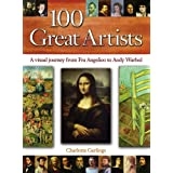 100 Great Artists: A Visual Journey from Fra Angelico to Andy Warhol (English Edition)