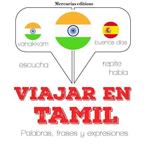 Viajar en tamil audiobook cover art