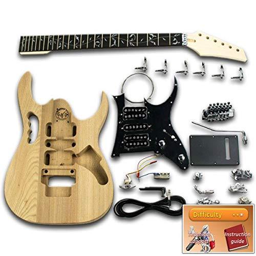 Guitarra DIY - Jem, ébano
