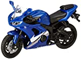Newray 67003I Moto scala 1:18 Yamaha, Honda, Kawasaki,Suzuki  modelli assortiti, 1 pezzo...