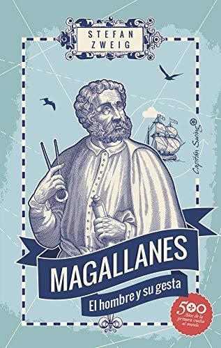 Magallanes: El hombre y su gesta (Ensayo