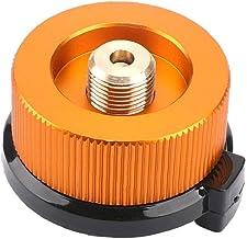 Camping Stove Adapter Gasconversie Head Adapter Voor Butaan Container Screw Gaspatroon Piston Adapter