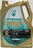 Olio motore sintetico, Petronas Syntium 3000 AV 5W-40 5 litri