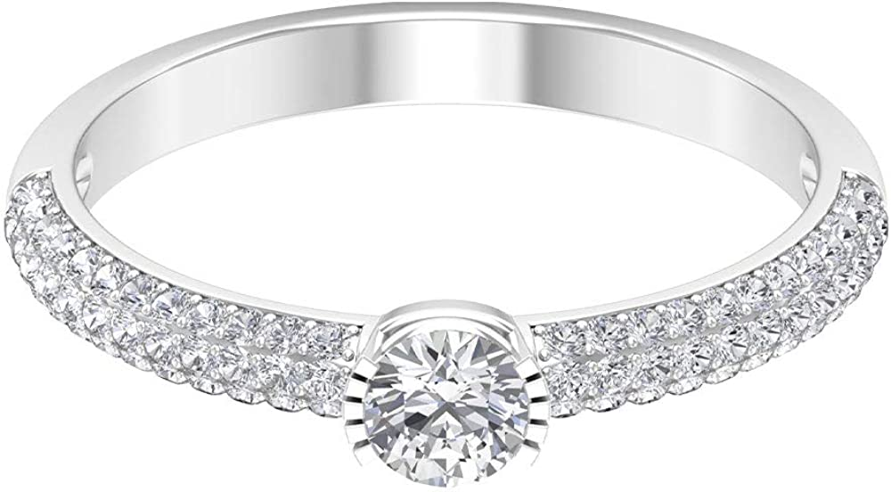 OFFicial Max 51% OFF site 0.61Ct SGL Certified Solitaire Diamond Ring Gold Statement Brid