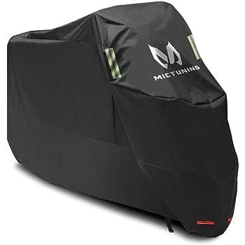 Medium Noir Oxford STORMEX EXT/ÉRIEUR /ÉTANCHE Housse Protection Moto DERNIER 2016 Version