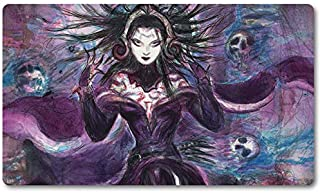 Liliana, DREADHORDE General - Board Game MTG Playmat Table Mat Games Size 60X35 cm Mousepad Play Mat for Yugioh Magic The Gathering