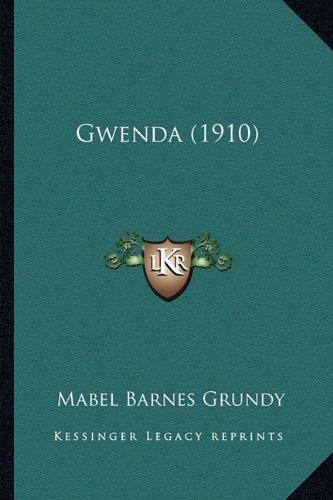 Gwenda (1910)