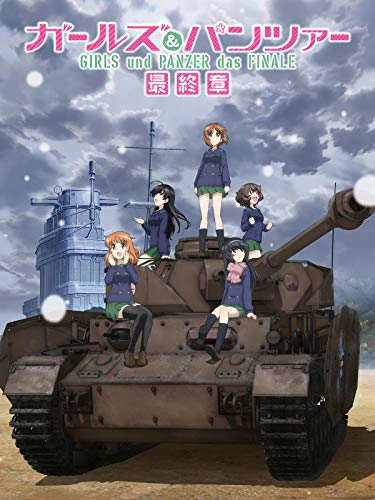 Girls & Panzer - Das Finale Part 1