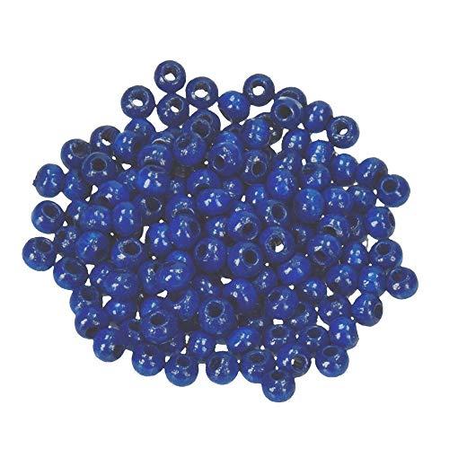 efco Perline di Legno, Blu