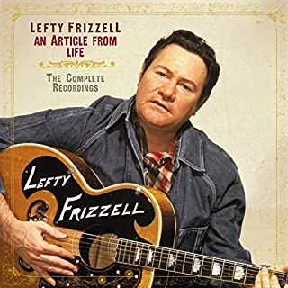 An Article from Life:the by Frizzell, Lefty (B07FFCFJRD) | Amazon price tracker / tracking, Amazon price history charts, Amazon price watches, Amazon price drop alerts