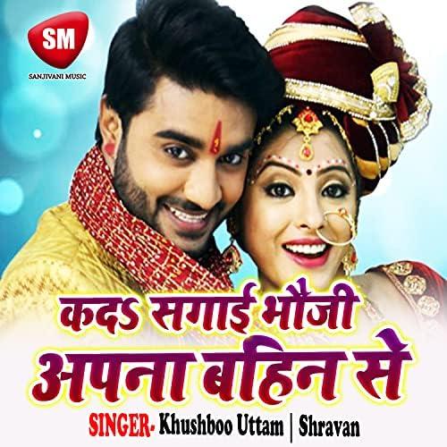 Khushboo Uttam & Shravan