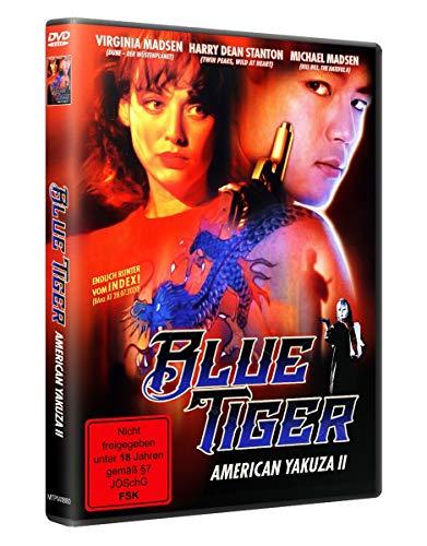 Blue Tiger - American Yakuza 2