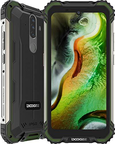 Telefono Movil Libre, DOOGEE S58 Pro Android 10 Smartphone 4G con Cámara Triples 16MP+Cámara...