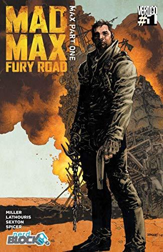 Nerd Block Mad Max: Fury Road #1 Comic Book