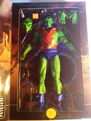 DC Comics Martian Manhunter 13' Deluxe Collector's Figure