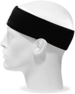 Sports Athletic Ultra Protective Forcefield Adjustable Head Band with Moisture Management Airflow System