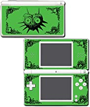 Legend of Zelda Majora's Mask Special Edition Green Video Game Vinyl Decal Skin Sticker Cover for Nintendo DS Lite System