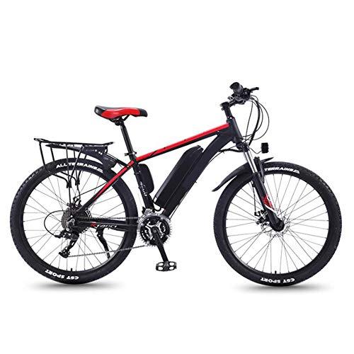Heatile Elektrische fiets, mechanische schijfremmen voor en achter, uitneembare accu, led-adaptieve koplamp, geschikt voor werk, school, winkelen