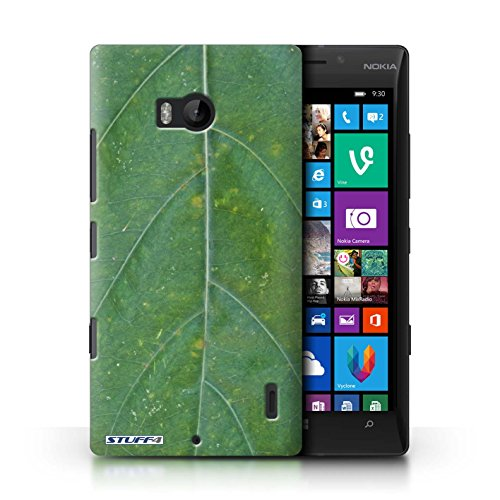 STUFF4 Phone Case/Cover voor Nokia Lumia Icon/Spring/Green Design/Plants/Leaves Collection