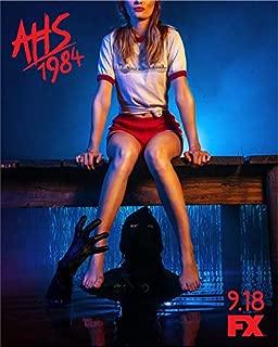 TianSW American Horror Story 1984 Season 9 (24inch x 30inch/60cm x 75cm) Waterproof Poster No Fading