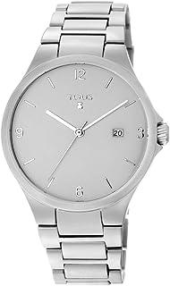 Reloj tous 800350655 Motion Aluminio de aluminio anodizado plateado
