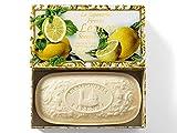 Limone, caja de jabón de Saponificio Artigianale Fiorentino, 300g