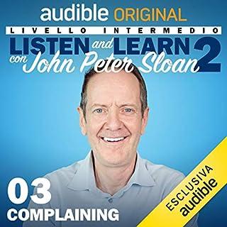 Complaining (Lesson 3) copertina