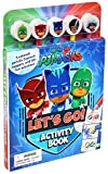 PJ Masks Let's Go Activity Book (Pencil Toppers)
