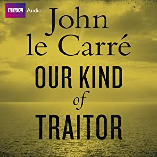 Couverture de Our Kind of Traitor