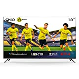 CHiQ Televisor Smart TV LED 55 Pulgadas