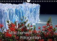 Maerchenwelt Patagonien (Wandkalender 2022 DIN A4 quer): Rauhe Natur, faszinierende Landschaften mit einer seltenen Flora und Fauna. (Monatskalender, 14 Seiten )