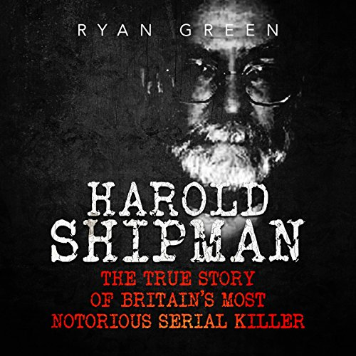 Harold Shipman audiobook cover art