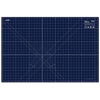 OLFA RM-MG NBL Cutting Mat 24x36 blue