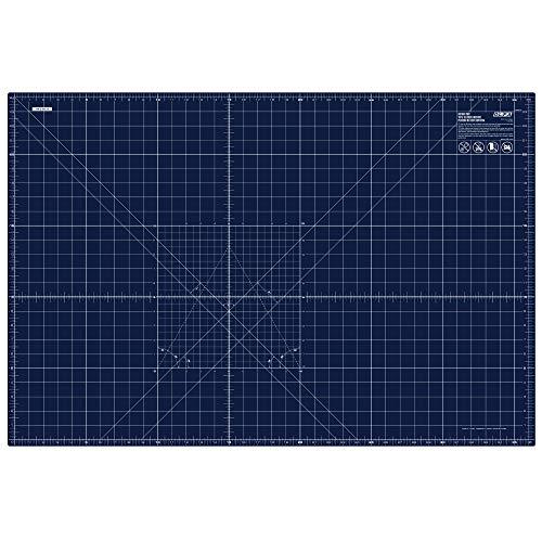 OLFA 1135484 RM-MG NBL Cutting Mat, 24x36, Blue
