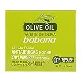 Nivea Aceite de Oliva Crema Facial Antiarrugas Noche Crema Antiarrugas - 50 ml
