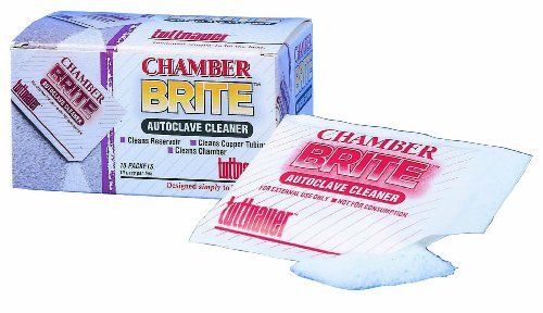 PT# CB0010 PT# # CB0010- Cleaner For Autoclave Chamber Brite 10/Bx by, Tuttnauer USA Co.