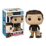 Lotoy Funko Pop Television : Friends - Ross Geller with Marcel Collectible Figure #262 Gift...