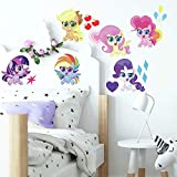RoomMates My Little Pony Let's Get Magical Peel and Stick Removable Wall Decals