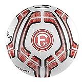 uhlsport F95 Infinity Team Mini - Balón de fútbol Unisex, Color Blanco, Rojo y Negro